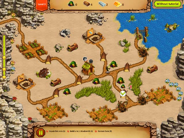 lost artifacts: golden island collector's edition screenshots 1