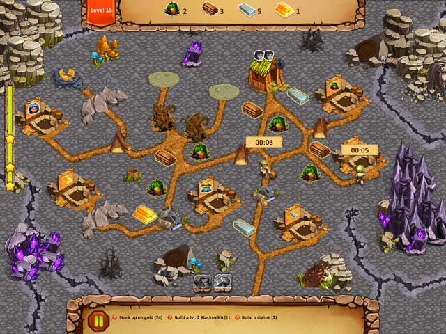 lost artifacts: golden island collector's edition screenshots 2