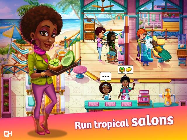 sally's salon: beauty secrets collector's edition screenshots 3
