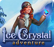 Ice Crystal Adventure game feature image