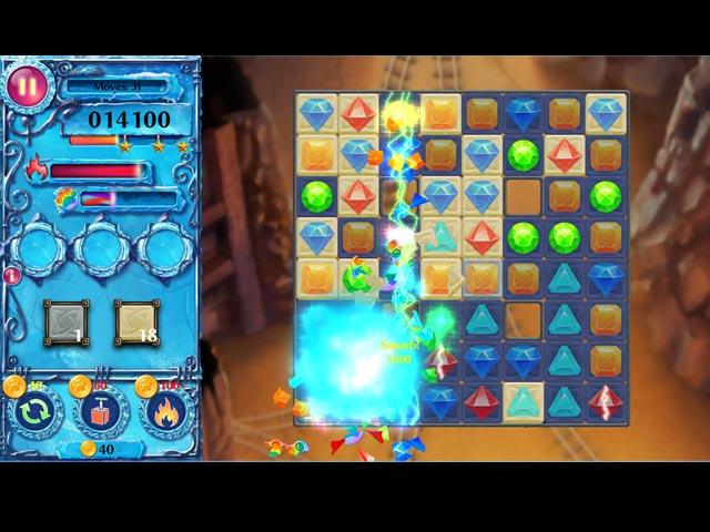 ice crystal adventure screenshots 1