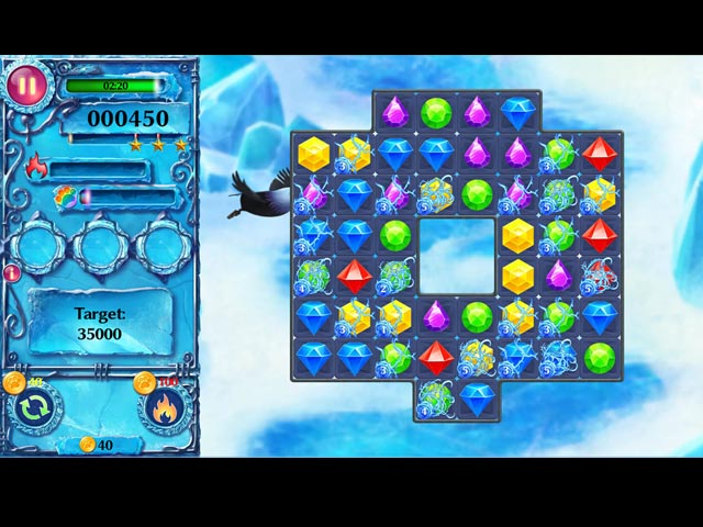 ice crystal adventure screenshots 2