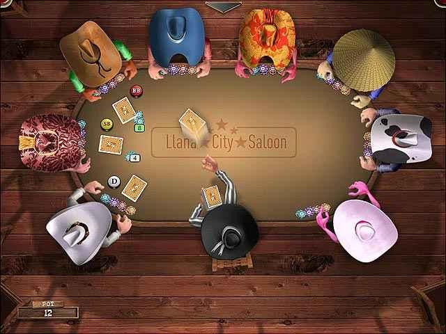 governor of poker screenshots 1