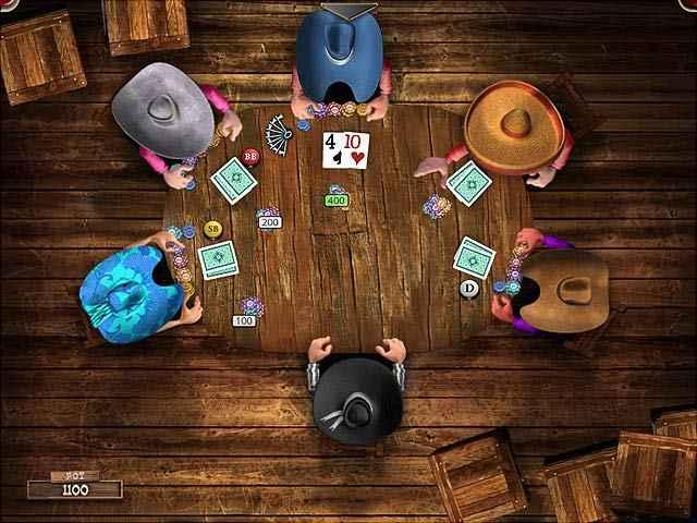 governor of poker screenshots 2