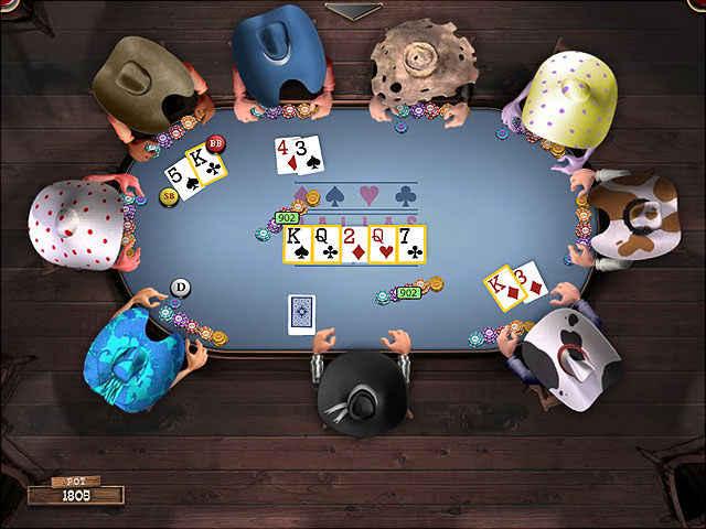 governor of poker screenshots 3