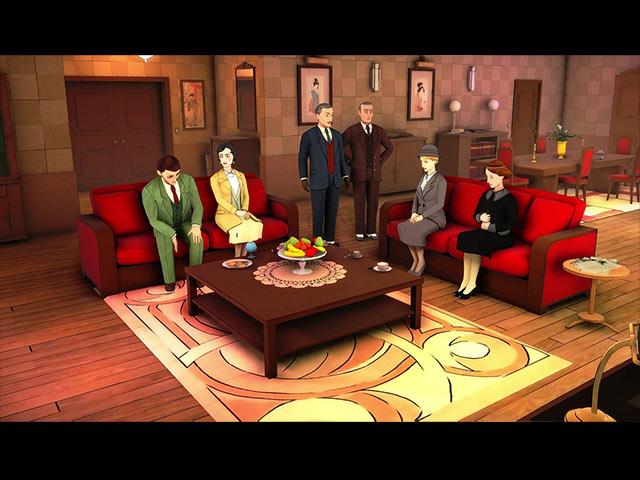 agatha christie: the abc murders screenshots 2