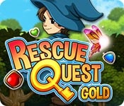 Rescue Quest Gold game feature image