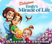 Delicious: Emily's Miracle of Life Collector's Edition game feature image