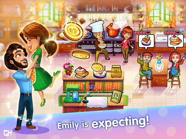 delicious: emily's miracle of life collector's edition screenshots 1