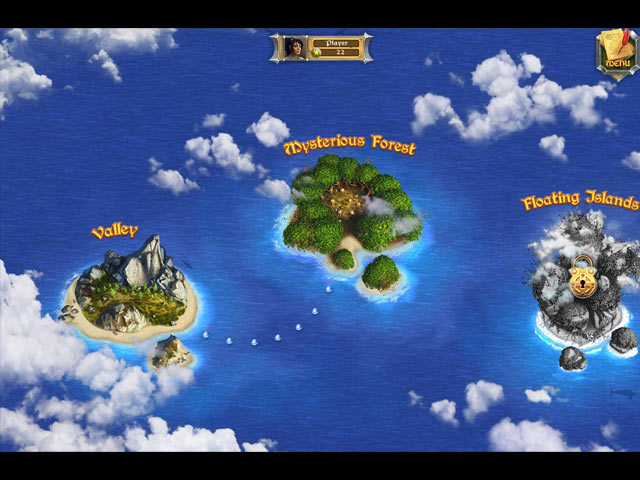 mystic journey: tri peaks solitaire screenshots 2