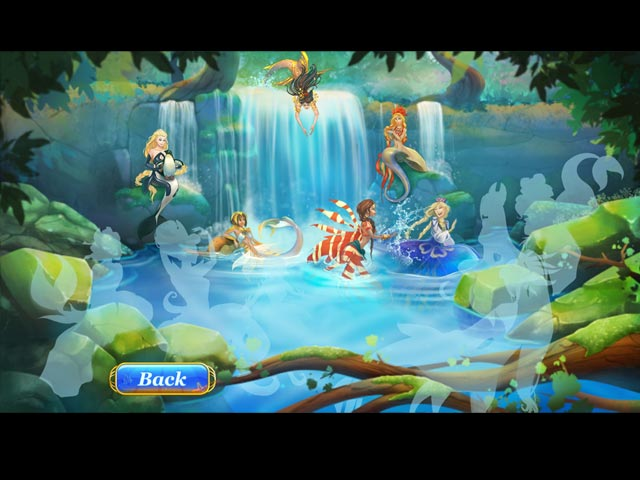 maidens of the ocean solitaire screenshots 3