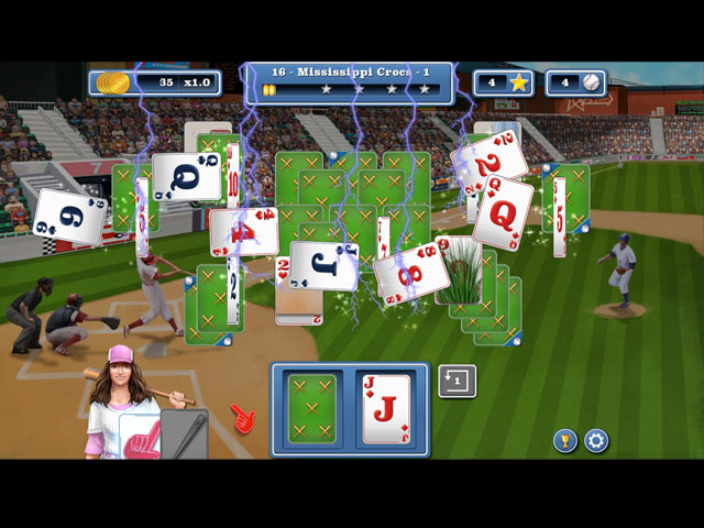 home run solitaire screenshots 2