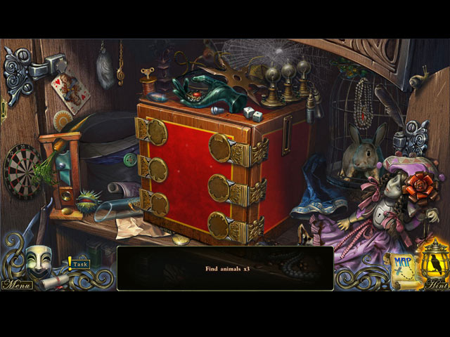 dark tales: edgar allan poe's lenore screenshots 8
