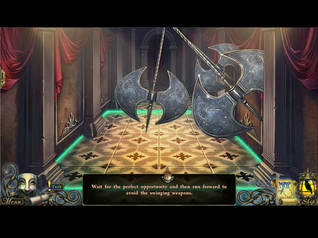 dark tales: edgar allan poe's lenore screenshots 6