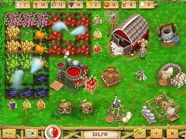 ranch rush screenshots 1