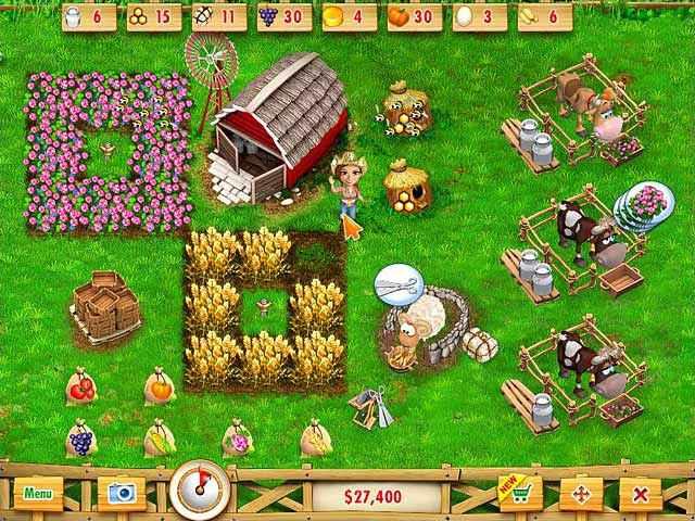 ranch rush screenshots 3