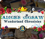 Alice's Jigsaw: Wonderland Chronicles 2 game feature image