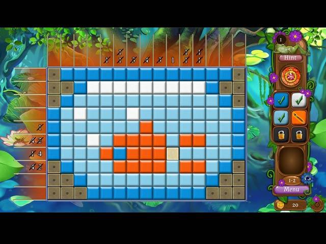 the far kingdoms: garden mosaics screenshots 1