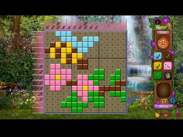 the far kingdoms: garden mosaics screenshots 2