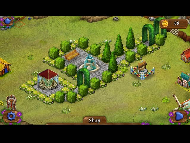 the far kingdoms: garden mosaics screenshots 3