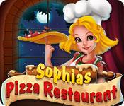 Sophia's Pizza Restaurant game feature image