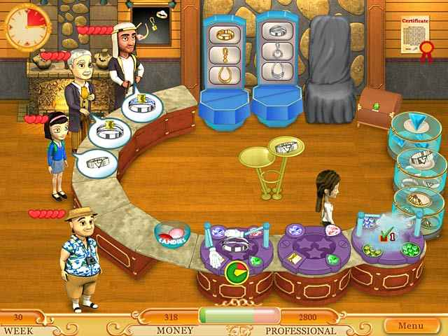 jewelleria screenshots 1