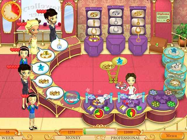 jewelleria screenshots 2