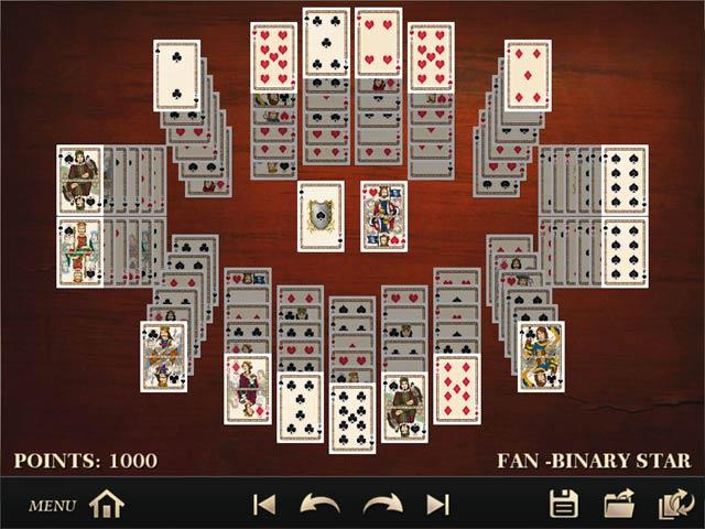 solitaire 330 deluxe screenshots 1