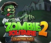 Zombie Solitaire 2: Chapter 2 game feature image