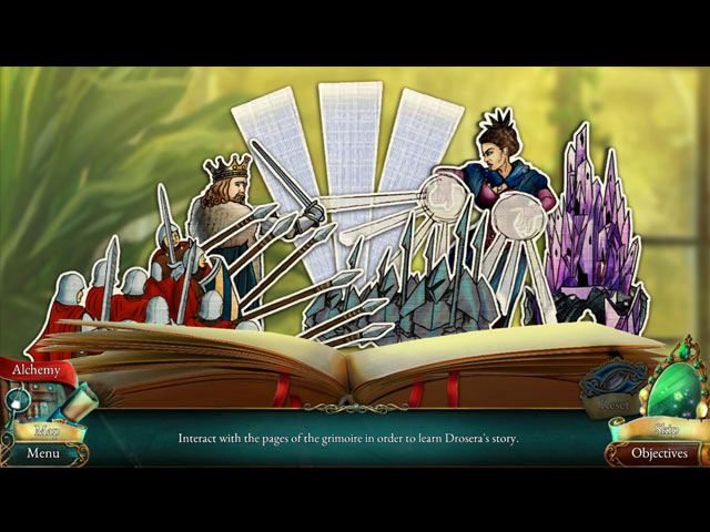 lost grimoires 2: shard of mystery collector's edition screenshots 3