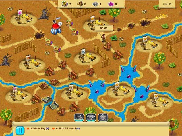 gnomes garden: halloween screenshots 2