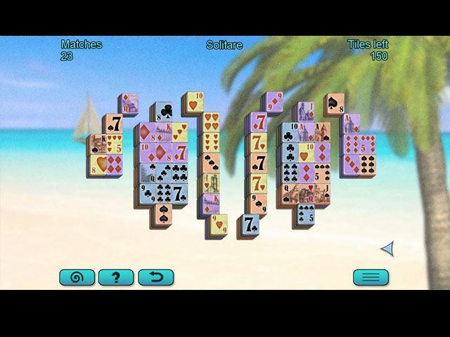 ocean mahjong screenshots 1