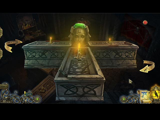 dark tales: edgar allan poe's morella collector's edition screenshots 4