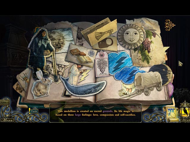 dark tales: edgar allan poe's morella collector's edition screenshots 5