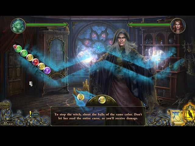 dark tales: edgar allan poe's morella collector's edition screenshots 3