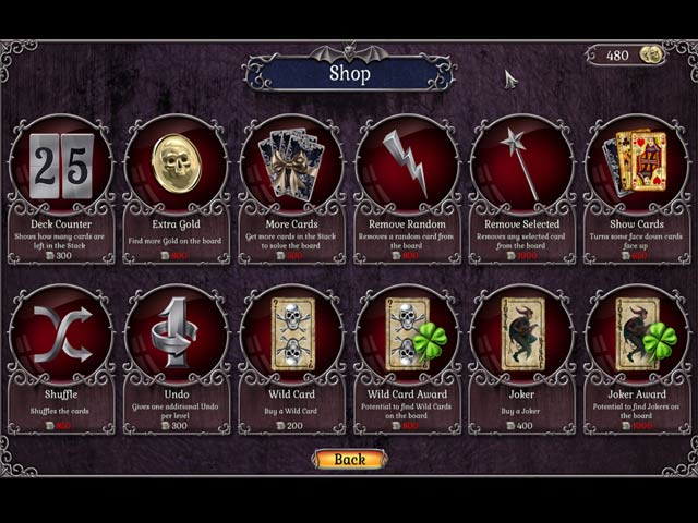 jewel match twilight solitaire screenshots 2