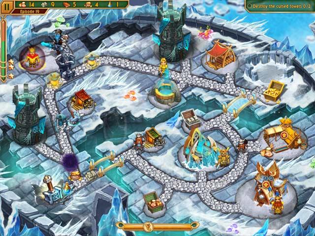 viking brothers 3 collector's edition screenshots 2