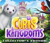 Cubis Kingdoms Collector's Edition game feature image