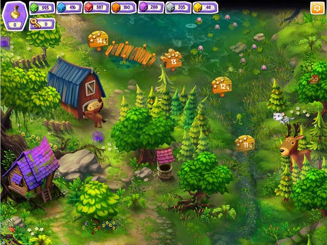 cubis kingdoms collector's edition screenshots 2