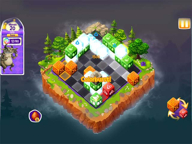 cubis kingdoms collector's edition screenshots 3