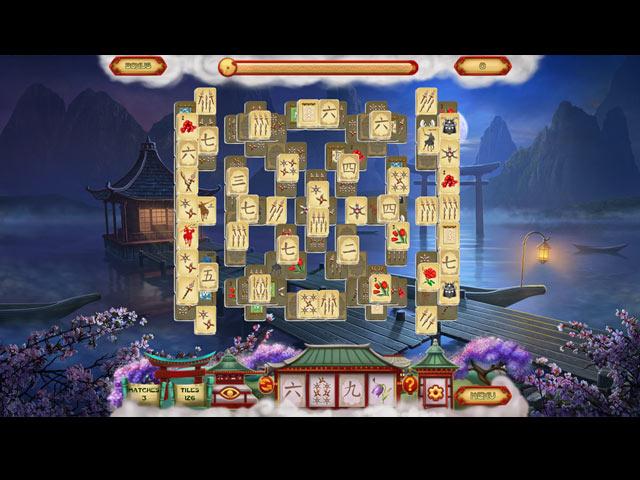 mahjong forbidden temple screenshots 1
