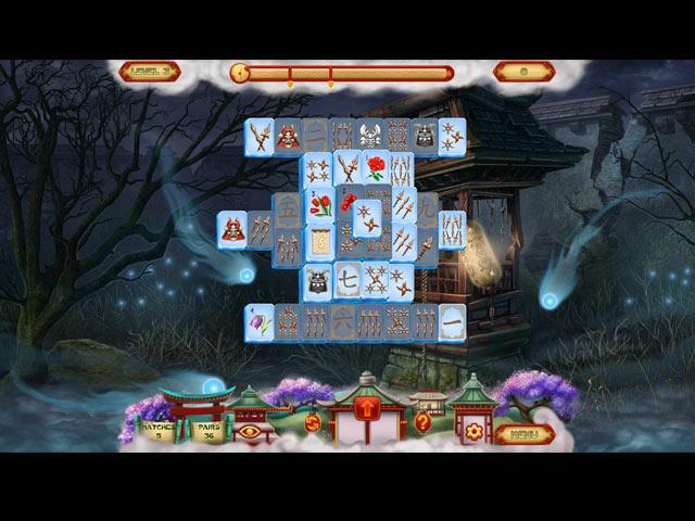 mahjong forbidden temple screenshots 2