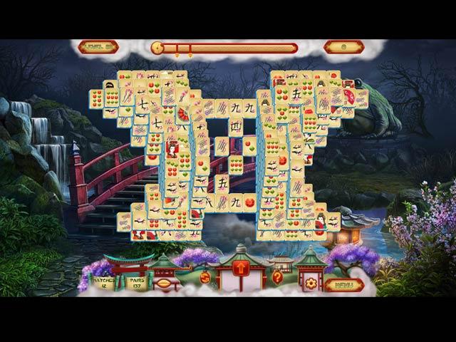 mahjong forbidden temple screenshots 3