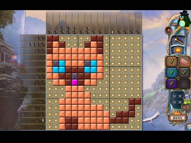 fantasy mosaics 25: wedding ceremony screenshots 2