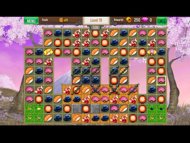 queen's garden sakura season screenshots 2