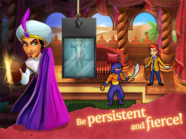mortimer beckett and the book of gold collector's edition screenshots 3