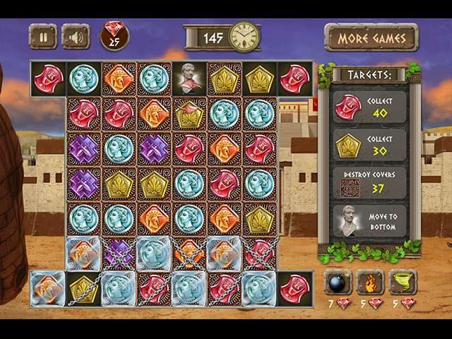 athens treasure screenshots 1