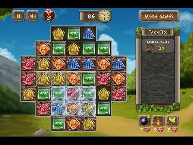 athens treasure screenshots 2