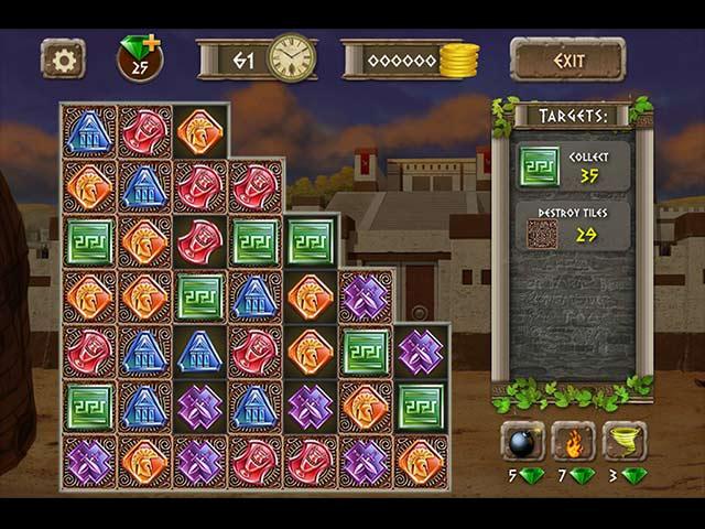 athens treasure screenshots 3