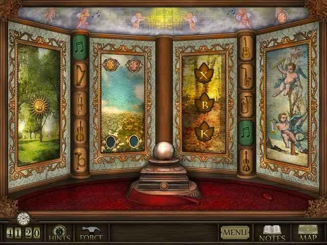 forgotten riddles: the moonlight sonatas screenshots 2